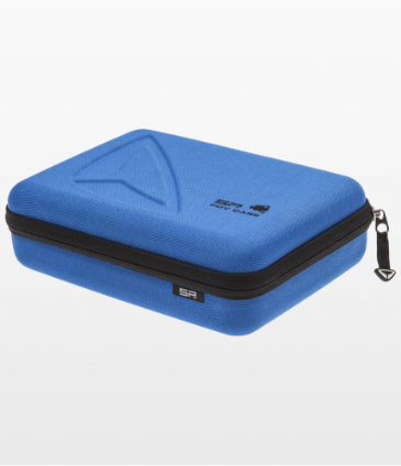 SP Storage Case for GoPro cameras and accessories - blue